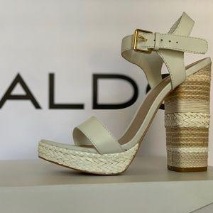 Aldo Huglag Platform Sandal